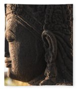 Budha Fleece Blanket