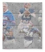 Buffalo Bills Legends Fleece Blanket