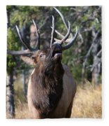 Bugle Fleece Blanket