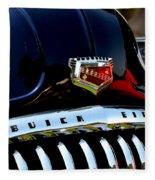 Buick Roadmaster Fleece Blanket