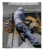 Builder Fleece Blanket