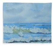 Bulli Beach Fleece Blanket