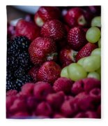 Bundle Ole Fruit Fleece Blanket