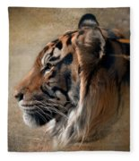 Burning Bright Fleece Blanket