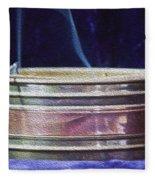Burnt Offerings Fleece Blanket