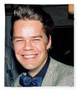 Buster Poindexter 1988 Fleece Blanket