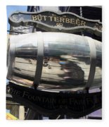 Butterbeer Inn Fleece Blanket