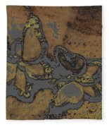 Butterflies 1 Fleece Blanket