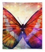 Butterfly 14-1 Fleece Blanket