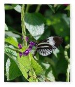 Butterfly 2 Fleece Blanket