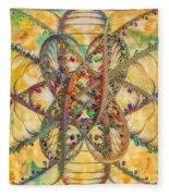 Butterfly Concept Fleece Blanket