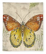 Butterfly Daydreams-c Fleece Blanket