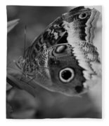 Butterfly5 Fleece Blanket