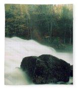 Buttermilk Falls Fleece Blanket