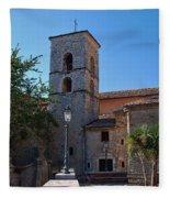 By The Church - Veroli Fleece Blanket