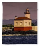 By The Light Fleece Blanket