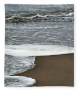 By The Seashore Fleece Blanket