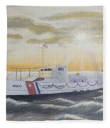 C G  40300 On Patrol Fleece Blanket