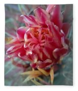 Cactus Blossom 6 Fleece Blanket