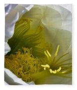 Cactus Interior Fleece Blanket
