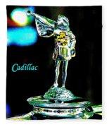 Cadillac Fleece Blanket