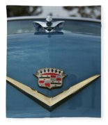 Cadillac Fleece Blanket