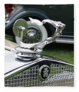 Cadillac Phaeton Fleece Blanket