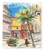 Cadiz Spain 05 Fleece Blanket