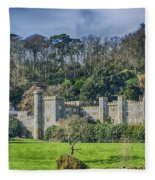 Caerhays Castle Fleece Blanket