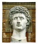 Caesar Augustus Fleece Blanket
