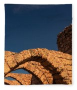 Caesarea Fleece Blanket