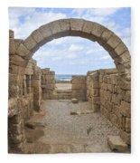 Caesarea The Hippodrome Fleece Blanket
