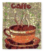 Caffe Fleece Blanket