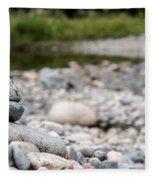 Cairn Fleece Blanket