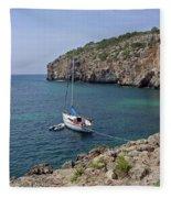 Cales Coves Fleece Blanket