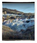 Calhan Paint Mines Landscape Fleece Blanket