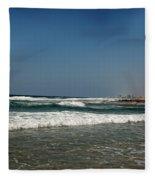 California Beach Fleece Blanket