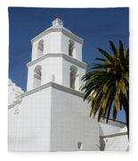 California Mission 2 Fleece Blanket