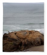 California Rock Fleece Blanket