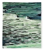 Calm Shores Fleece Blanket