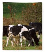 Calves Fleece Blanket