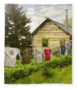 Camp Leconte Fleece Blanket
