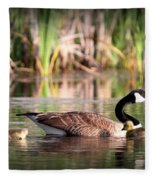 Canada Goose - Babies  8237-16x10 Fleece Blanket
