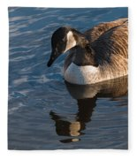 Canada Goose Winter Swim Fleece Blanket