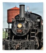 Canadian National Railway 89 Fleece Blanket