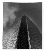 Canary Wharf London 3 Fleece Blanket