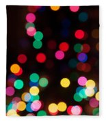 Candy Glowing Fleece Blanket