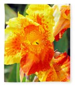 Cannas Fleece Blanket