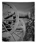 Cannon Fire Of Washington Fleece Blanket