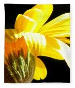 Canopy Of Petals Fleece Blanket